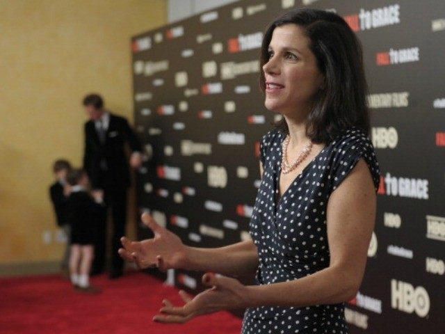 So it's funny that Alexandra Pelosi, a film maker who has made 9 films,  mainly for HBO, in almost twice as many years, has made a 45 minute  filmlette, ...